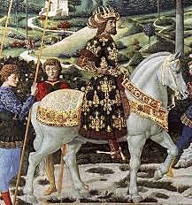Ο Ιωάννης Η' ανακηρύσσεται αυτοκράτορας
