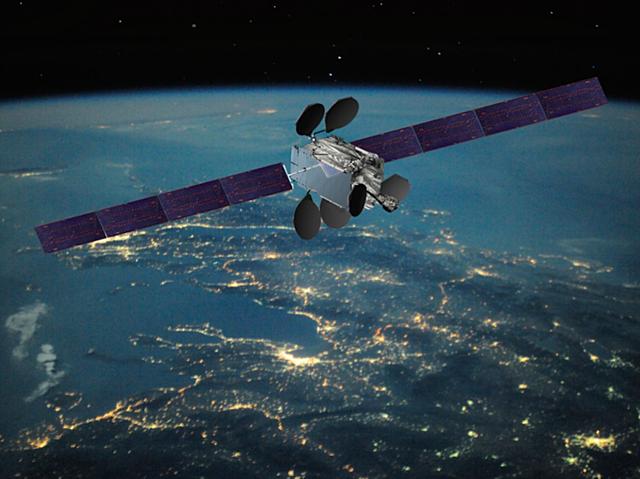 satélite Panamsat