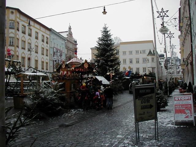 Christmas Time in Rosenheim