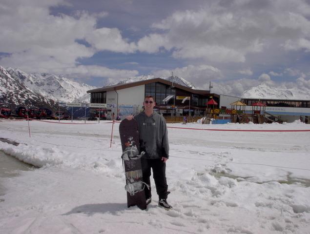 Snowboarding Austria