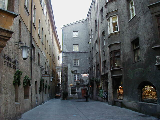The Innsbruck Excursion