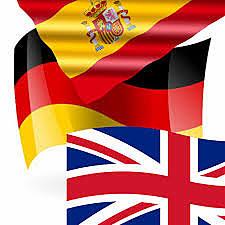 Inglaterra, Alemania, y otros países