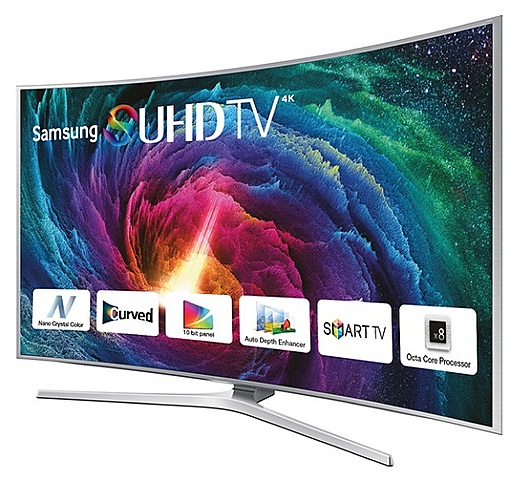 Televisor Samsung SUHD