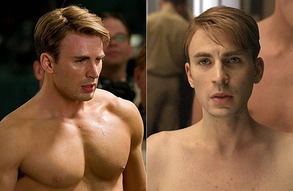 Steve Rogers - Proyect;Rebirth