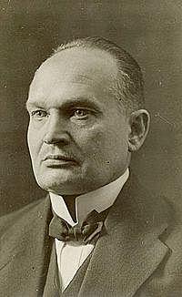 Konstantin Päts (1874 - 1956)