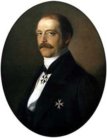 Prussian Foreign Minister
