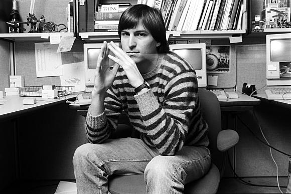 Steve Jobs, California.