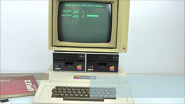 la Apple II.