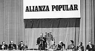 Nuevos partidos de oposición.