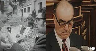 ETA asesina al Presidente Carrero Blanco.