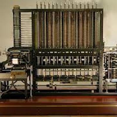 primera generacion la descubrió Charles Babbage en 1822 timeline