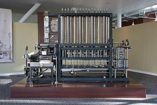 Innovación de la maquina diferencial