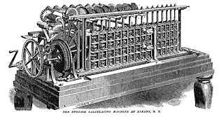 Avances de la maquina diferencial