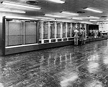 Primer computadora electromecánica