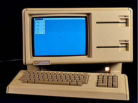 Computadora lisa