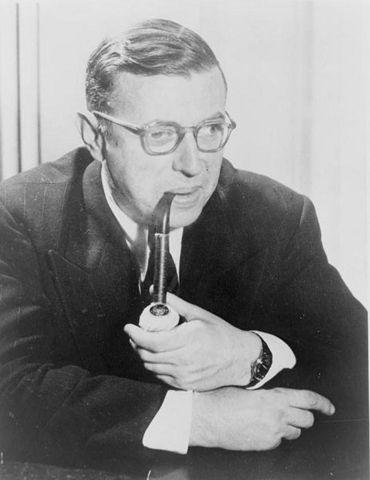 Jean Paul Sartre  (1905 %u2013 1980)