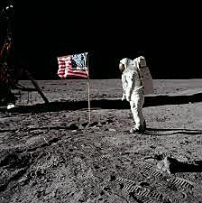 Neil Armstrong 1st Man on the Moon