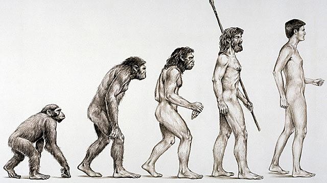 Primeros Hombres en la tierra