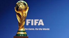 Los Mundiales a través de la historia timeline