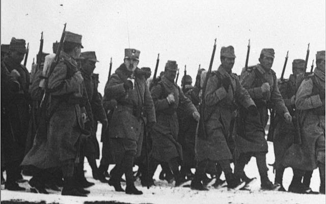 Entra a la Guerra Rumania