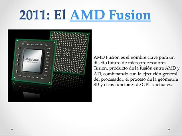 microprocesadores Turion 2011