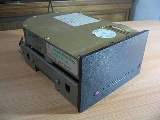 el primer Hard Disk Drive