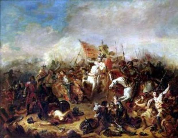 End of The Battle of Hastings
