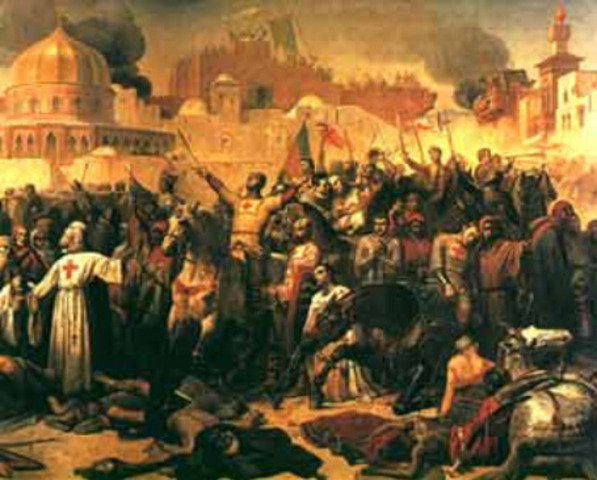 End of the Second Crusade