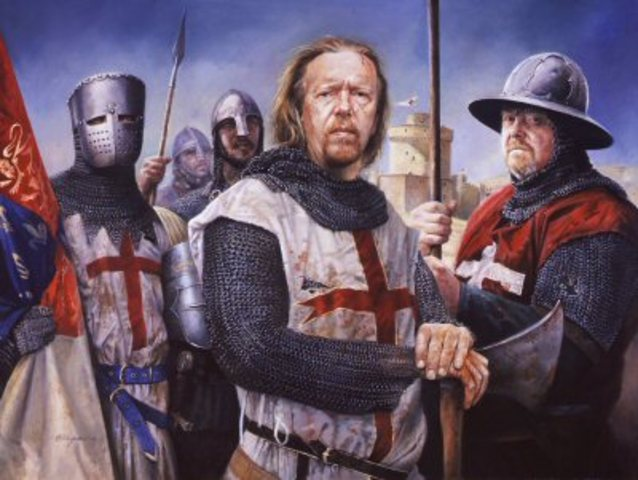 End of the Third Crusade.