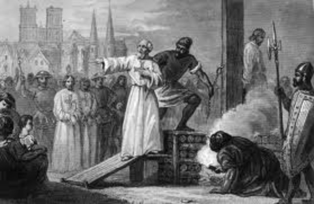The Knights Templar fall