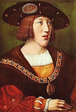 Carles I es corona com a rei de Castella i Aragó