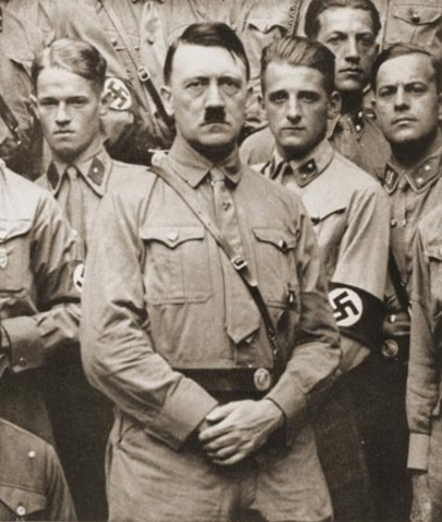 Adolf Hitler joins The German Workers' Party