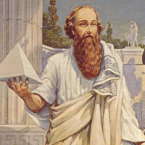 Pitagoras geométrica y aritmética