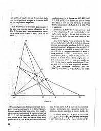 Pappus atemática. Razón doble (tambiénllamada razón anarmónica o doble).
