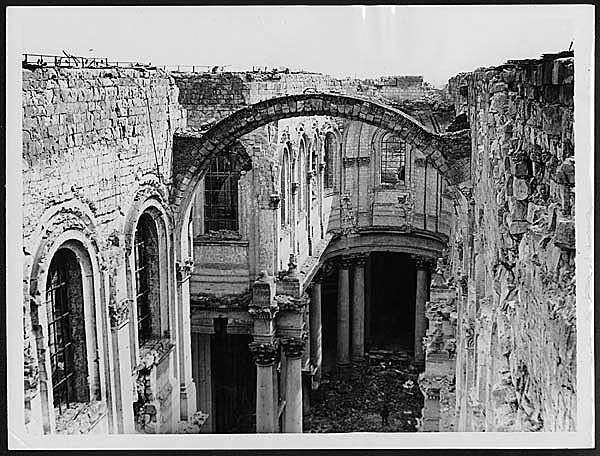 Destruction of the Church