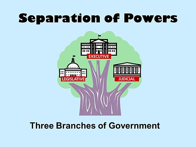 Separation of Powers 2