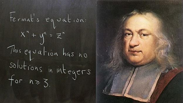 Fermat  teoría  de los números