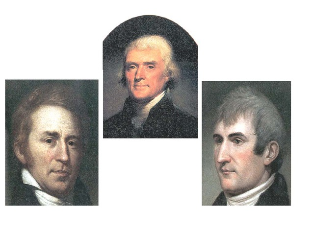 Thomas Jefferson asked Lewis to be his secretary aide