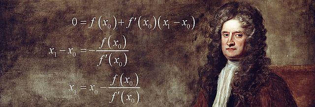 Newton Cálculo infinitesimal