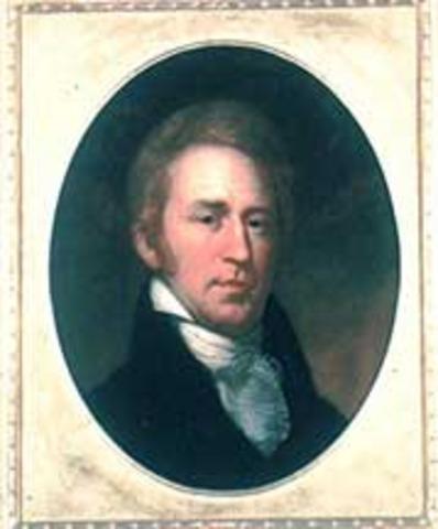 William Clark born