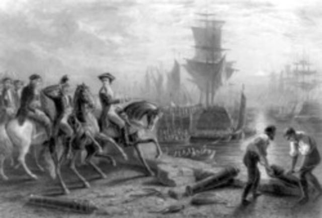 The Siege of Boston