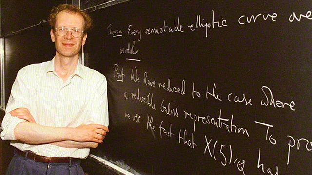 Wiles. Demostración del Último Teorema de Fermat.