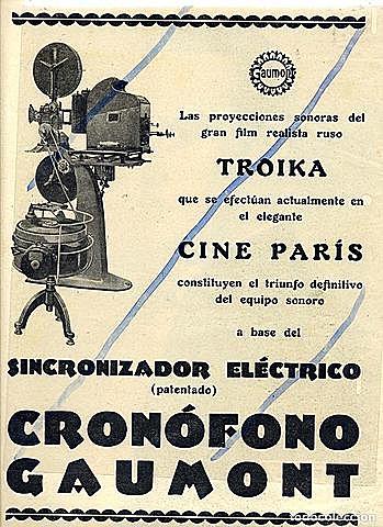 Cronófono