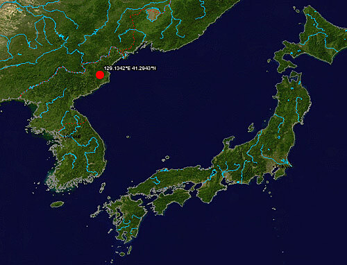 North Korea conducts its first nuclear test
