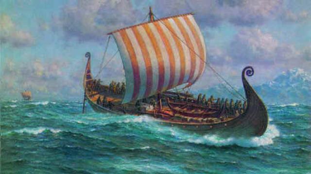 Start of the Viking Period