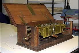Máquina de multiplicar de Leibniz