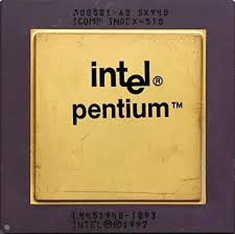 El Intel Pentium