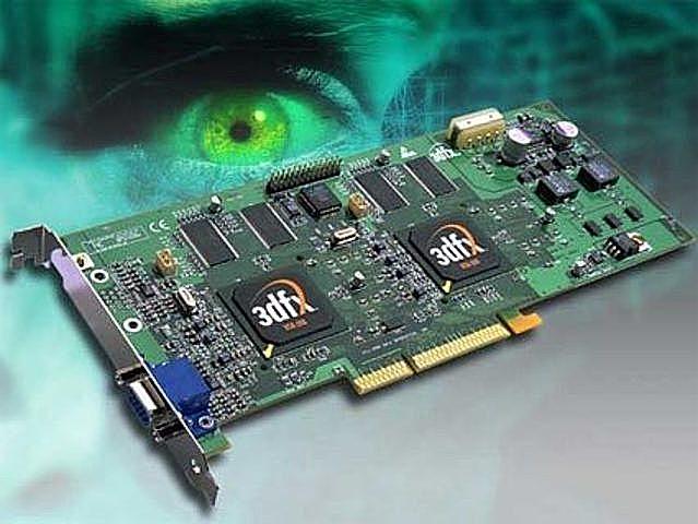 Tarjetas PCI voodoo 3dFX