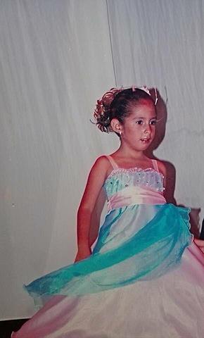 Princesa del Instituto Mendoza