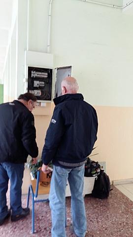 Δράσεις εξοικονόμησης ενέργειας σε συνεργασία με το Δήμο